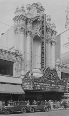 Los Angeles Theatre - c. 1931
