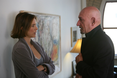 Téa Leoni and Ben Kingsley in You Kill Me (2007)
