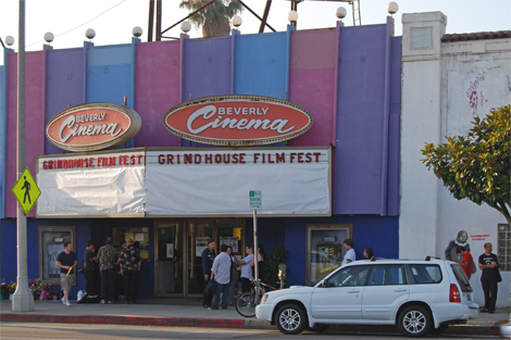 The New Beverly